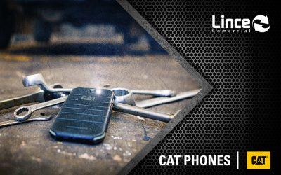 CAT PHONES, LOS MÁS RESISTENTES DEL MERCADO